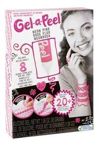 Gel-a-Peel Neon Pink-Côté gauche
