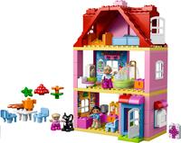 LEGO DUPLO 10505 La maison-Arrière