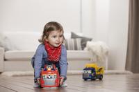 Dickie Toys camion de pompier Happy Fire Truck-Image 1