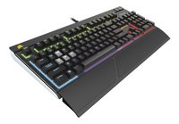 Corsair clavier Strafe RGB Mechanical Cherry MX Silent