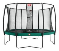 Berg ensemble trampoline Champion Ø 2,7 m Green-Avant