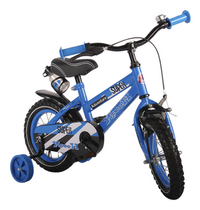 Yipeeh kinderfiets Super Blauw 12' (95% afmontage)