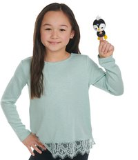 Fingerlings figurine interactive Tux le Pingouin-Image 2