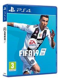 PS4 Fifa 19 NL/FR-Linkerzijde