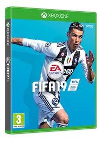 Xbox One FIFA 19 NL/FR-Linkerzijde