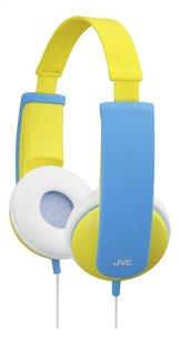 JVC casque HA-KD5 pour enfants jaune/bleu-Avant