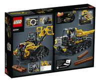 LEGO Technic 42094 Rupslader-Achteraanzicht