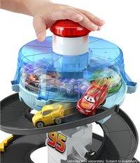 Hot Wheels set de jeu Disney Cars Rust-Eze Spinning Raceway-Image 1