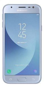 Samsung smartphone Galaxy J3 2017 zilver-Vooraanzicht