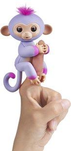 WowWee interactieve figuur Fingerlings Monkey Sydney-commercieel beeld