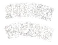 The Orb Factory hi-def Création Système Tableaux à colorer Paysages vivants-Détail de l'article