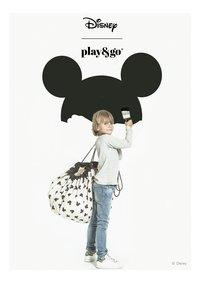 Play&Go Couverture de jeu Mickey Black-Image 2