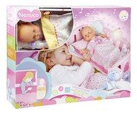 Nenuco poupée avec berceau Sleep With Me-Avant