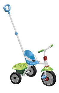 smarTrike tricycle New Fun bleu/vert-commercieel beeld