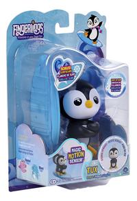 Fingerlings figurine interactive Tux le Pingouin-Côté gauche