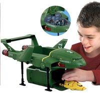 Speelset Thunderbirds Supergrote Thunderbird 2 + Thunderbird 4-Afbeelding 1