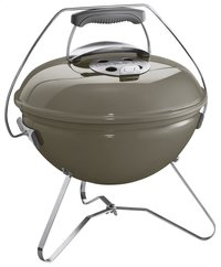 Weber tafelbarbecue Smokey Joe Premium 37 cm smoke grey