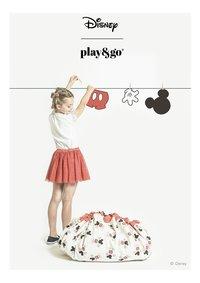 Play&Go speeldeken Mickey Cool-Afbeelding 3