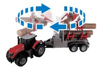 Dickie Toys tracteur Massey Ferguson MF 8737-Détail de l'article