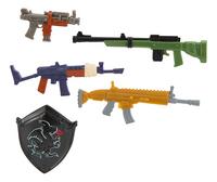 Fortnite Loot Battle Box - Black Shield-Artikeldetail