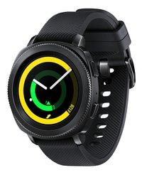 Samsung montre connectée Gear Sport noir-Côté droit