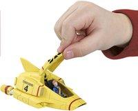 Speelset Thunderbirds Supergrote Thunderbird 2 + Thunderbird 4-Afbeelding 2