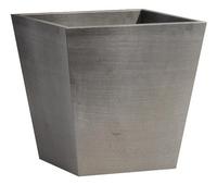 Ecopot's Bloempot Rotterdam grey 30 x 30 cm