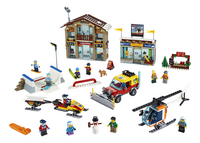 LEGO City 60203 La station de ski-Avant