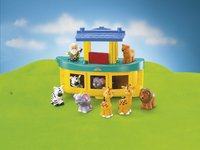 Fisher-Price Little People set de jeu Arche de Noé-Vue du haut