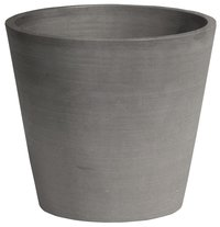 Ecopot's pot Amsterdam grey