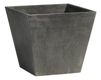 Ecopot's Pot Rotterdam anthracite