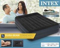 Intex Luchtmatras voor 2 personen Rising comfort Pillow rest Queen-Vooraanzicht