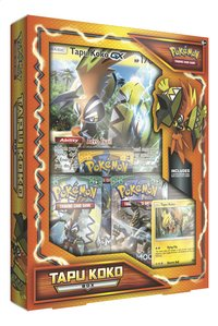 Pokémon Trading Cards, Tokorico Box