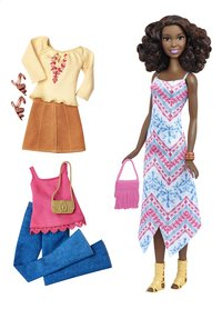 Barbie speelset Fashionistas Tall 45 - Boho Fringe