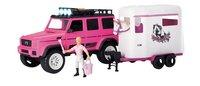 Dickie Toys Mercedes Horse Trailer Set-Artikeldetail