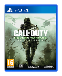 PS4 Call of Duty: Modern Warfare Remastered ENG