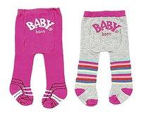 BABY born 2 broekkousen roze-Vooraanzicht