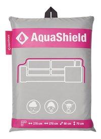 AquaShield beschermhoes voor loungeset polyester L 270 x B 90 x H 70 cm-Vooraanzicht