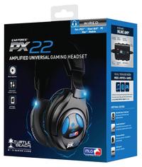 Turtle Beach casque PS4/PS3 Ear Force PX22 noir
