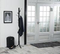 Kapstok Vinson zwart 181 cm-Afbeelding 2