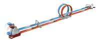 Hot Wheels Action acrobatische racebaan Double Loop Dash-Artikeldetail