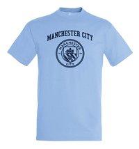 Voetbalshirt Manchester City De Bruyne maat 128-Vooraanzicht
