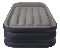 Intex Matelas gonflable pour 1 personne Deluxe Pillow Rest Twin bleu