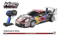 Nikko voiture RC Porsche 911 GT3 Cup
