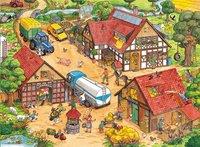 Ravensburger puzzle Comique ferme-Détail de l'article
