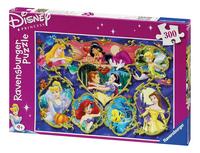 Ravensburger puzzle Galeries des princesses Disney-Avant