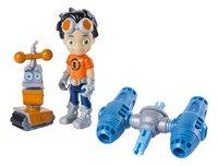 Rusty Rivets set de jeu Mini construction Rusty & Crush-commercieel beeld