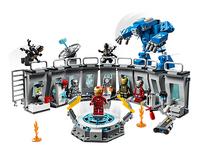 LEGO Super Heroes 76125 La salle des armures d'Iron Man-Avant