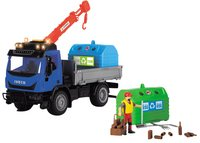 Dickie Toys vrachtwagen Recycling Container set-Artikeldetail