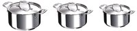 Beka Cookware set de 3 casseroles Chef